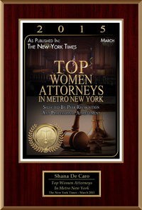 Top Women Attorneys