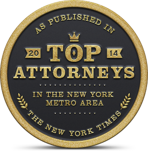 Top 100 Lawyers New York