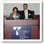 Shana De Caro, Esq. and Michael V. Kaplen, Esq. – Brain Injury Legal Presentation, Touro Law School