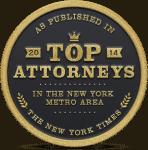 top attorneys new york