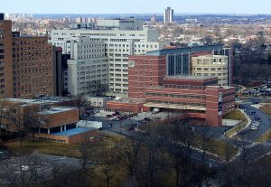 Jacobi Medical Center in The Bronx, wikicommons