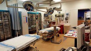 Trauma Bay at Kings County Hospital Center, wikicommons