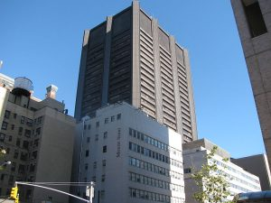 Mount Sinai Hospital - Manhattan, wikicommons