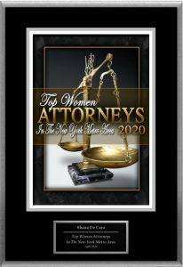 top women attorneys