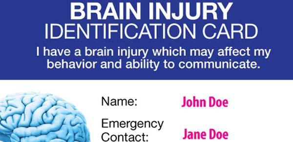De Caro & Kaplen Announce Introduction Of Free Personalized Brain Injury Identification Card